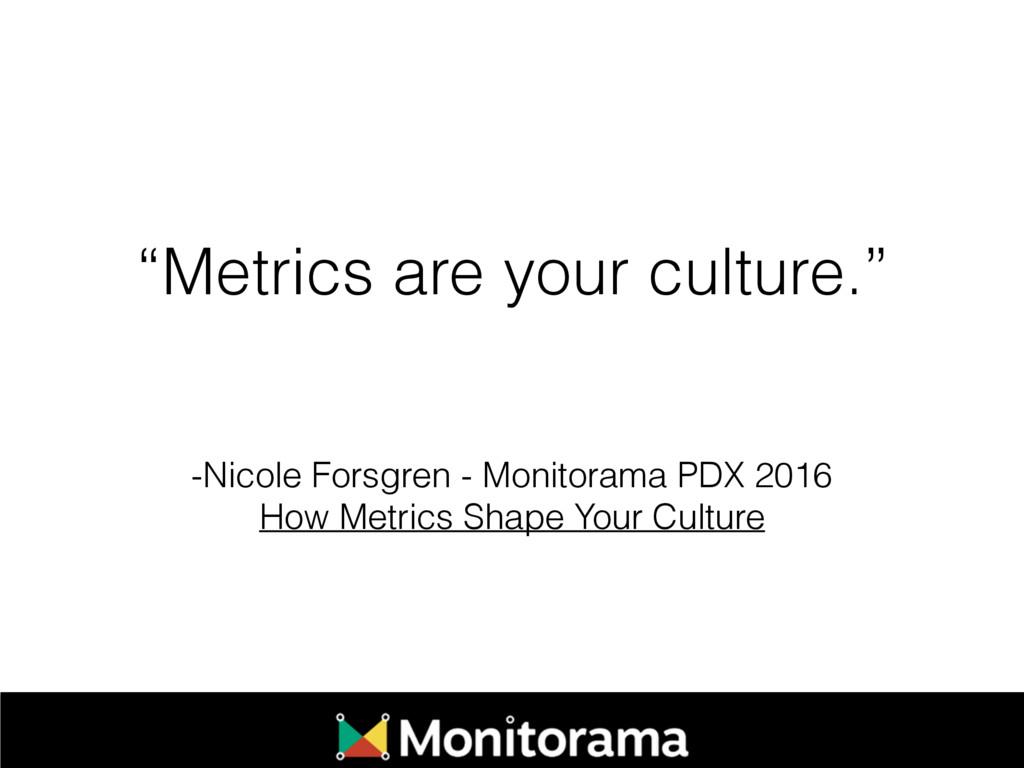 -Nicole Forsgren - Monitorama PDX 2016 How Metr...