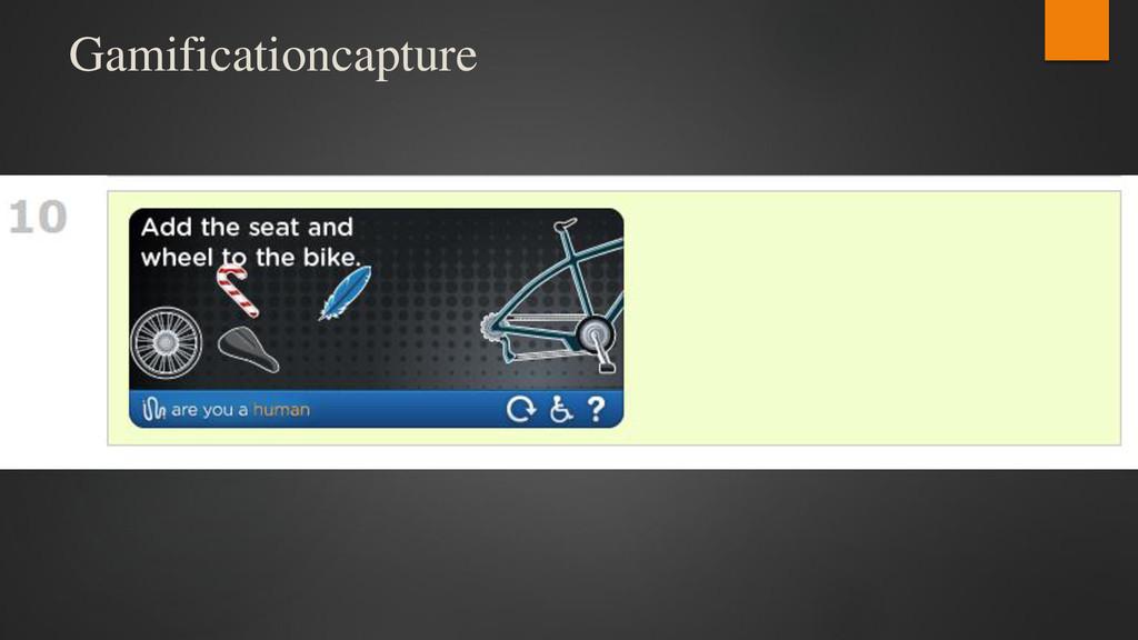 Gamificationcapture