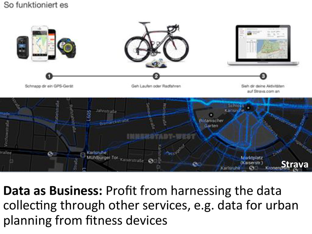 Strava# Data$as$Business:$Profit#from#harnessing...