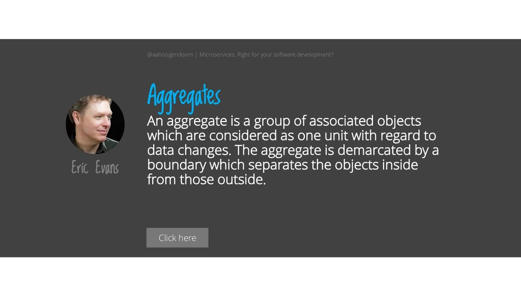 Click here An aggregate is a group of associate...