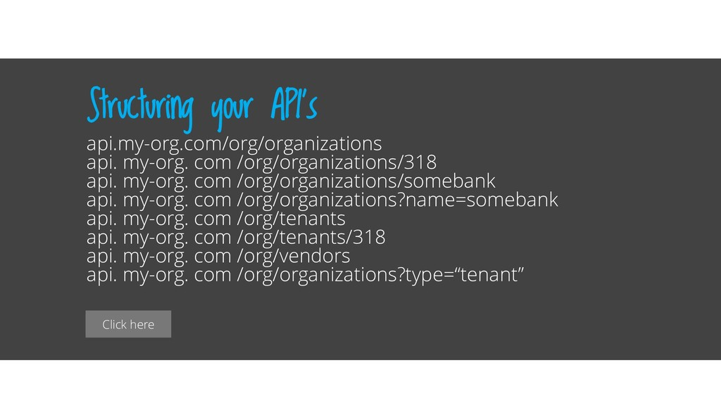 Click here Structuring your API's api.my-org.co...