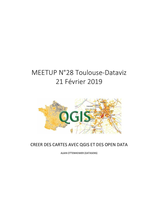 MEETUP N°28 Toulouse-Dataviz 21 Février 2019 CR...