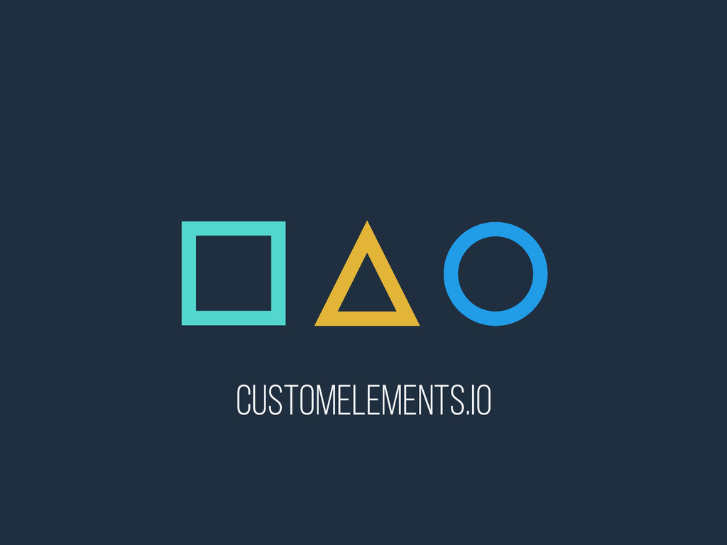 customelements.io