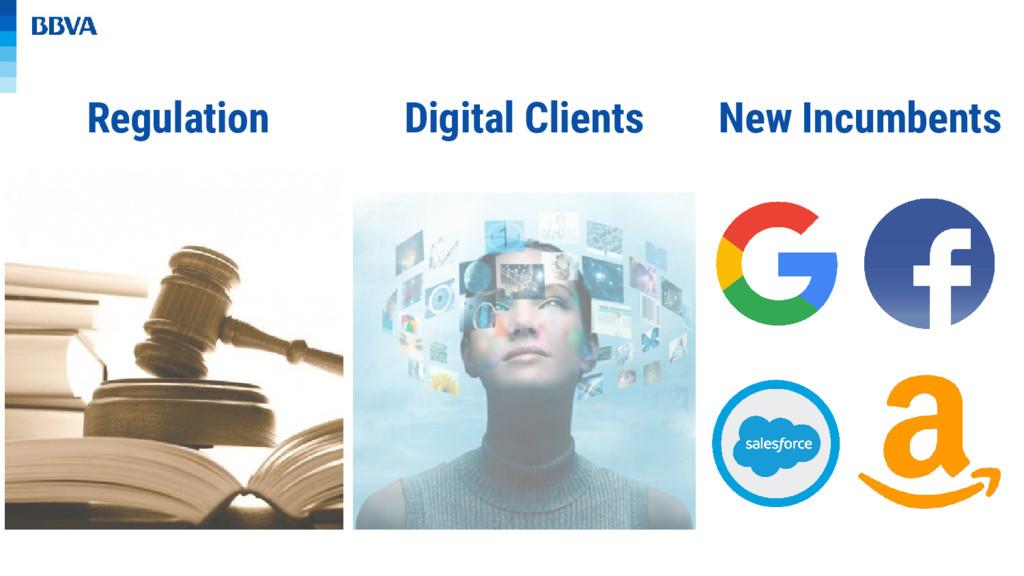 Regulation Digital Clients New Incumbents