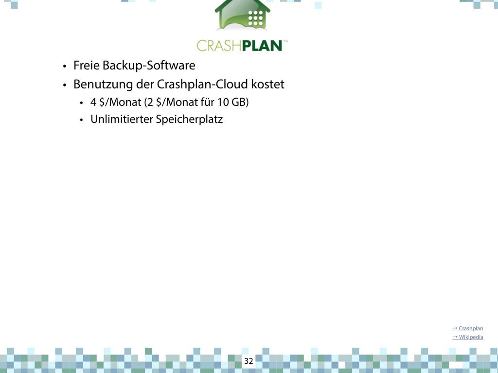 Crashplan • Freie Backup-Software • Benutzung d...