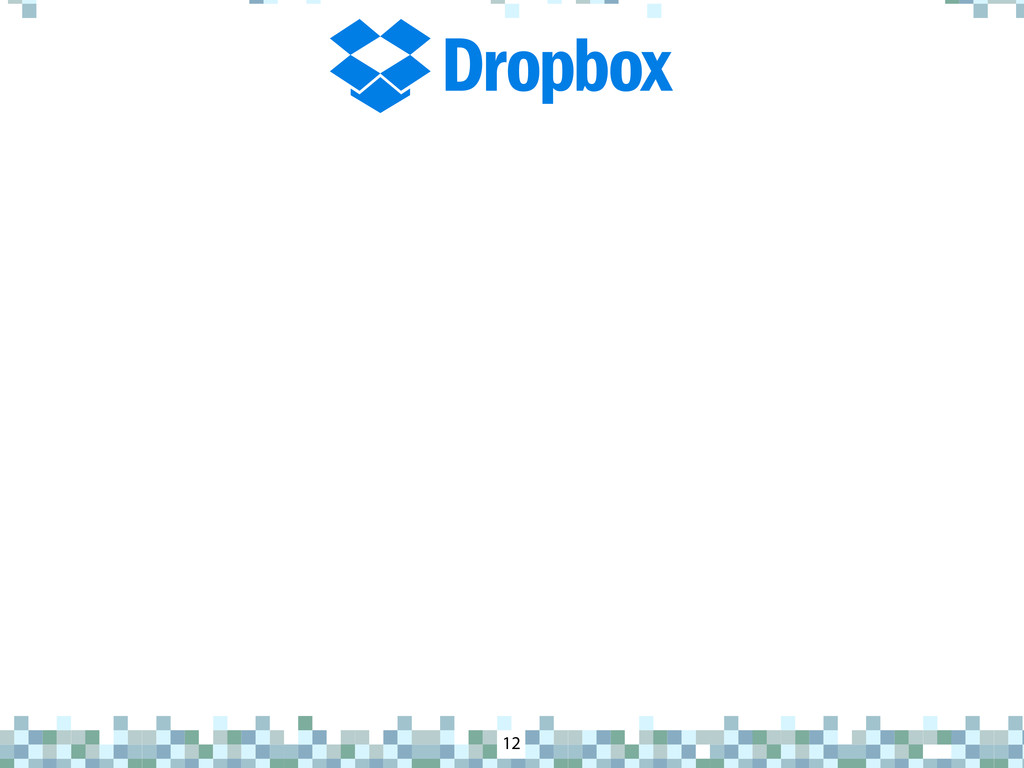 Dropbox 12