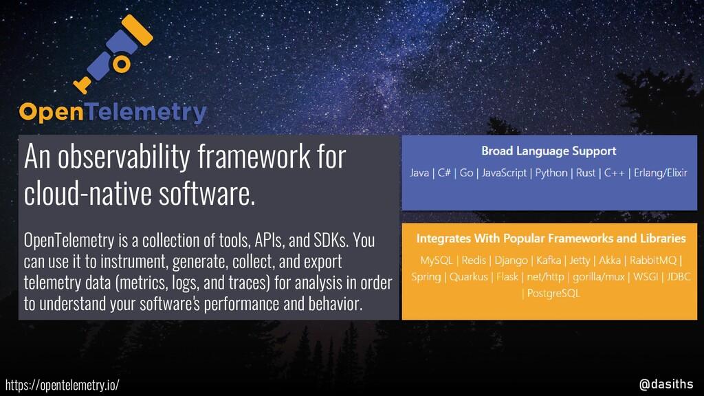 @dasiths An observability framework for cloud-n...