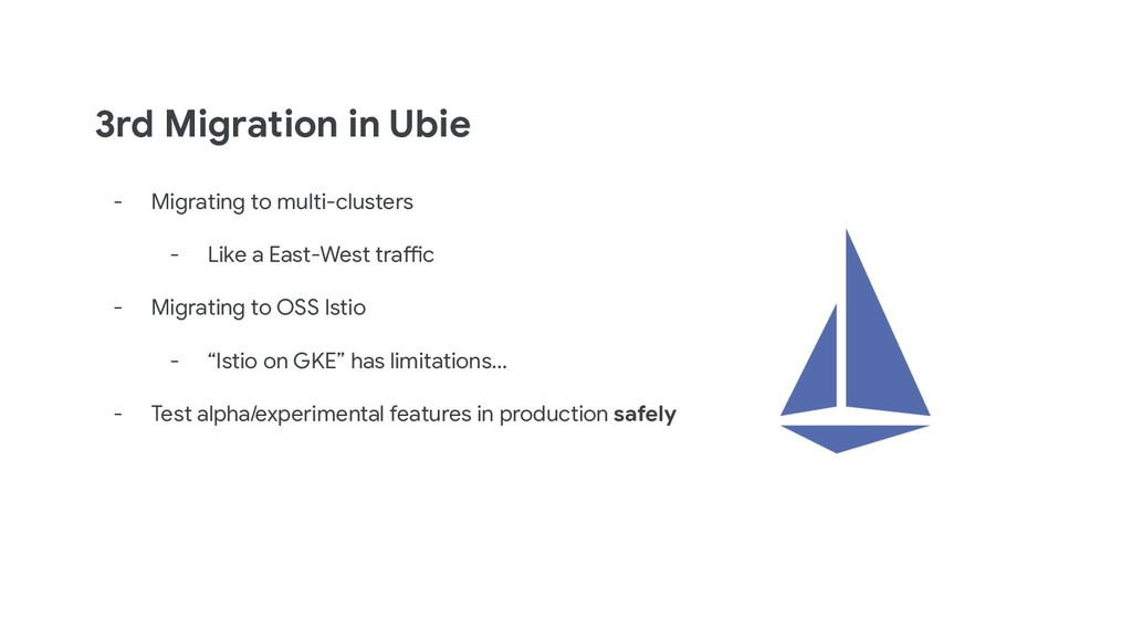 3rd Migration in Ubie - Migrating to multi-clus...