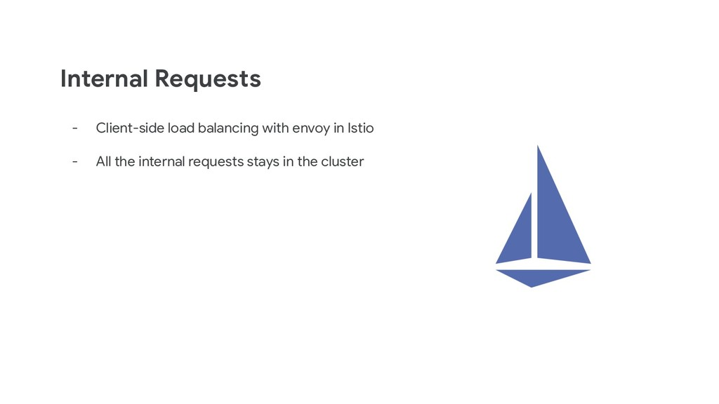 Internal Requests - Client-side load balancing ...