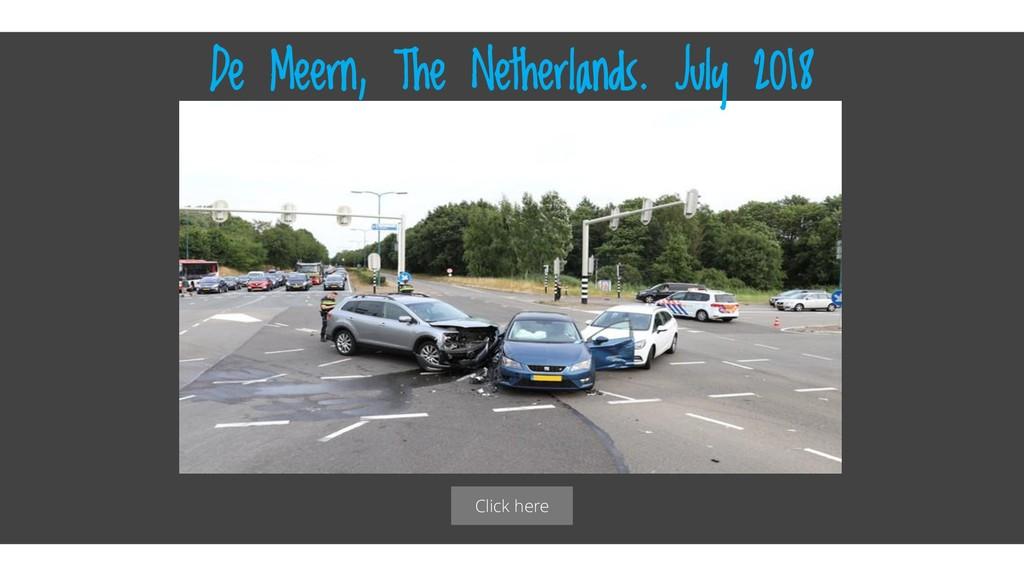Click here De Meern, The Netherlands. July 2018