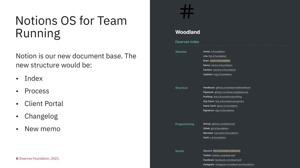 Notions OS for Team Running Notion is our new d...