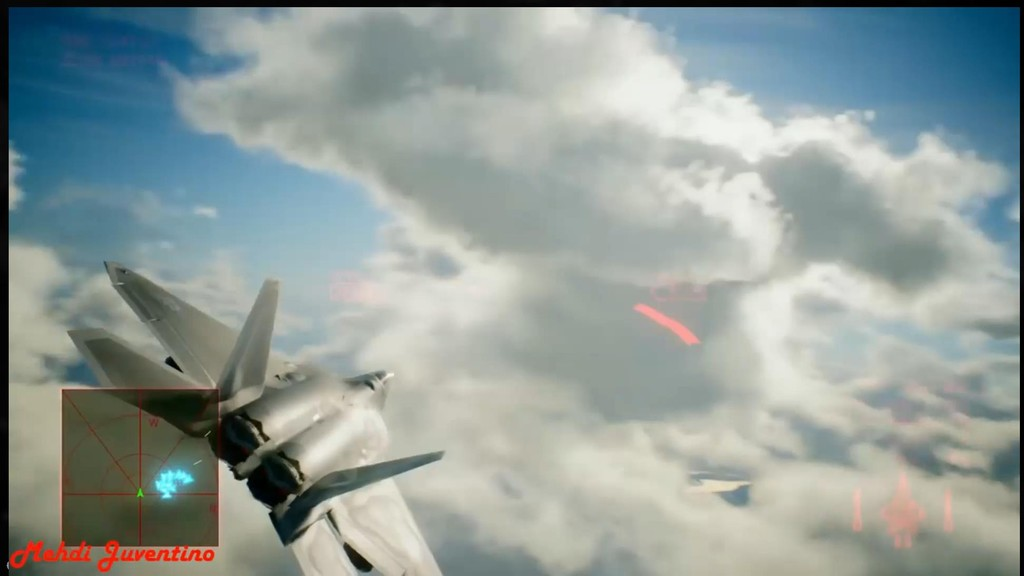 > Ace Combat 7 : Skies Unknown