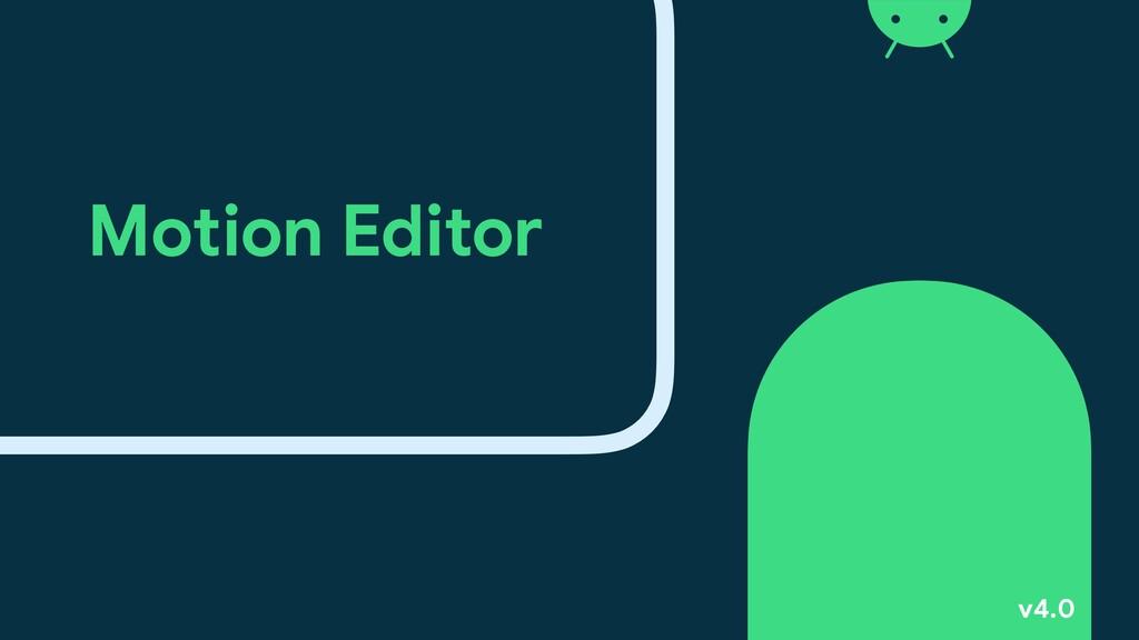 Motion Editor v4.0
