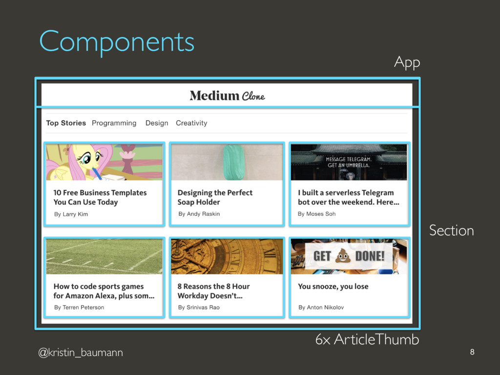 @kristin_baumann 8 Section App 6x ArticleThumb ...