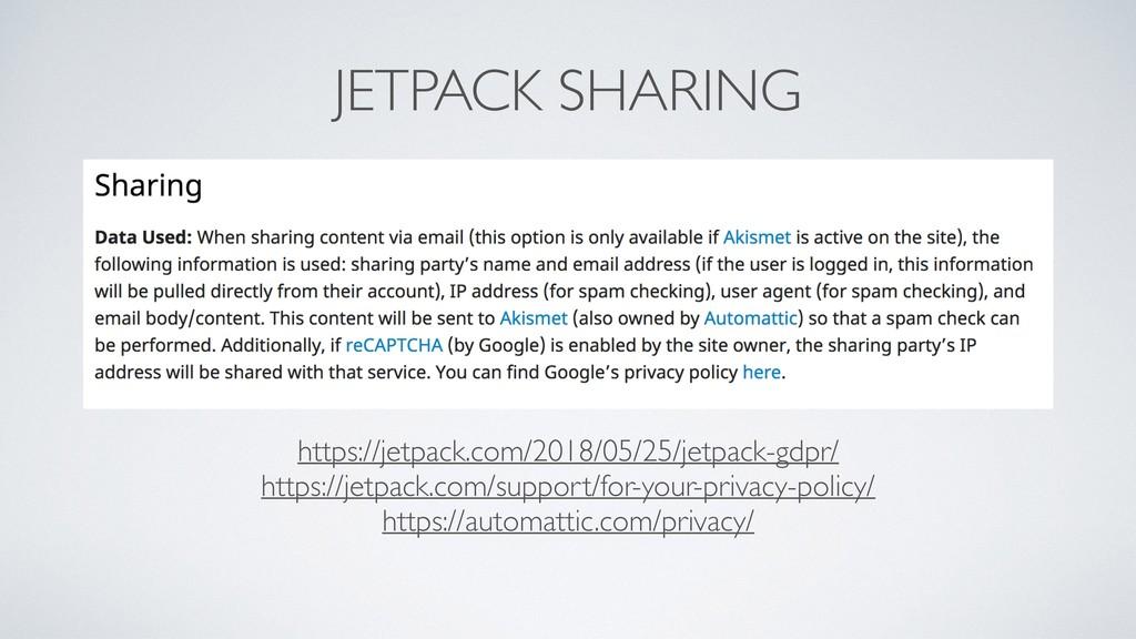 JETPACK SHARING https://jetpack.com/2018/05/25/...