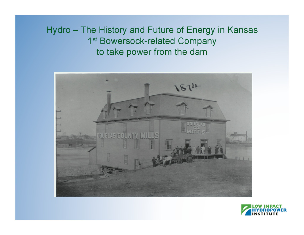 Hydro – The History and Future of Energy in Kan...