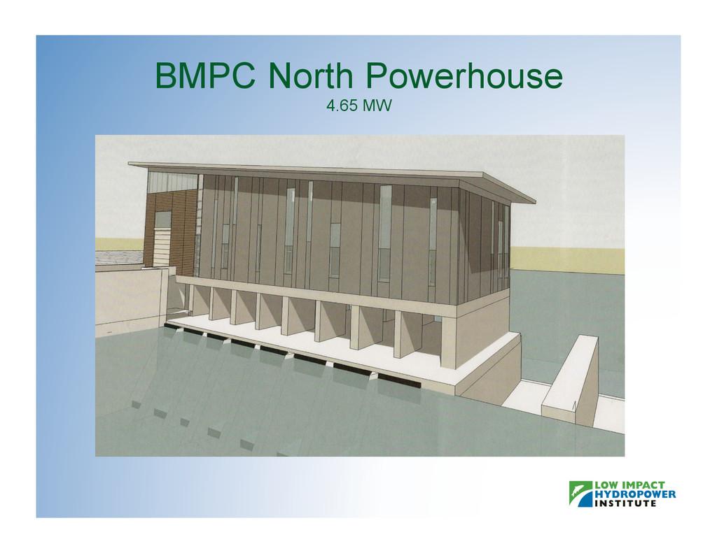 BMPC North Powerhouse 4.65 MW