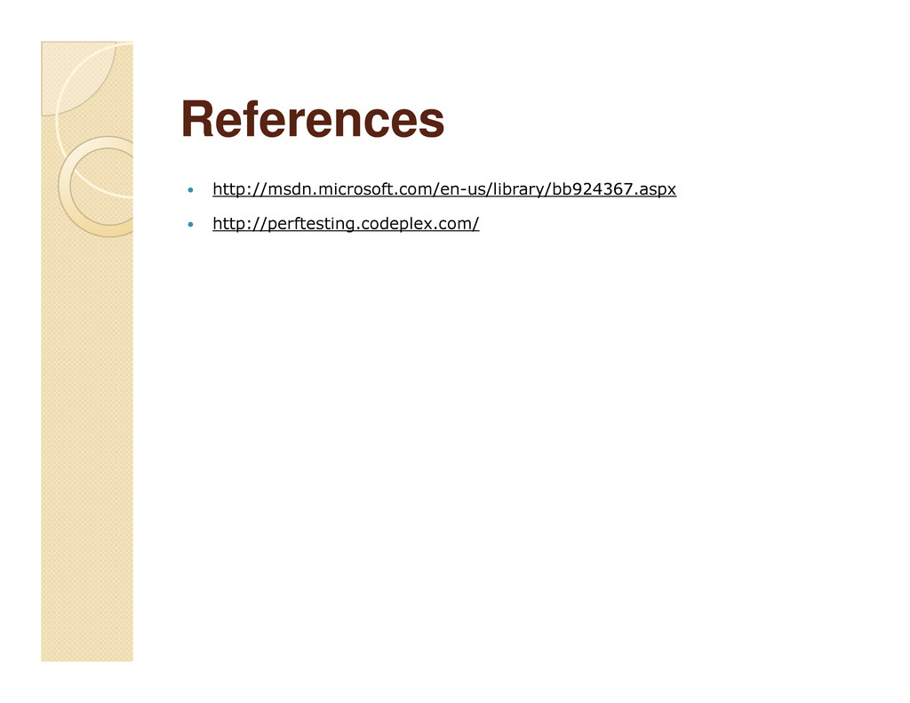 References References http://msdn.microsoft.com...