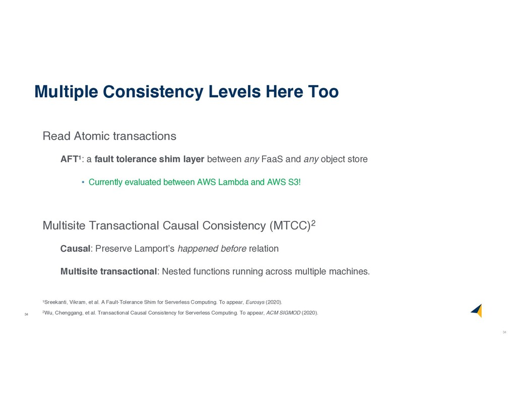 34 Multiple Consistency Levels Here Too Read At...