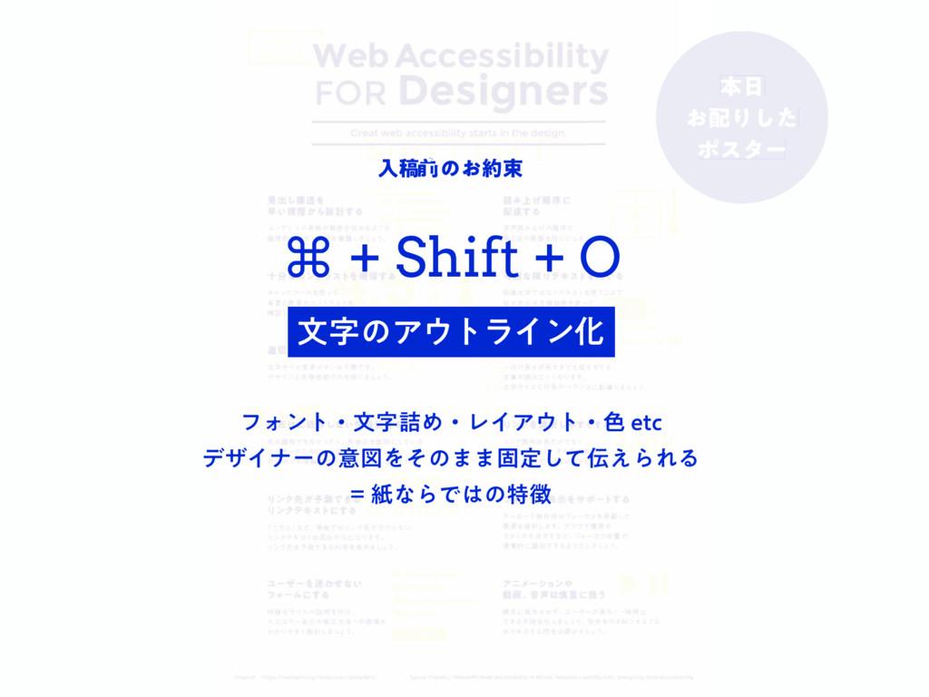 ຊ ͓Γͨ͠ ϙελʔ ຊ ͓Γͨ͠ ϙελʔ ⌘ + Shift + O จ...