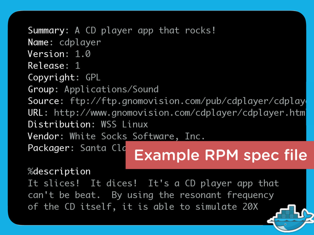 Summary: A CD player app that rocks! Name: cdpl...