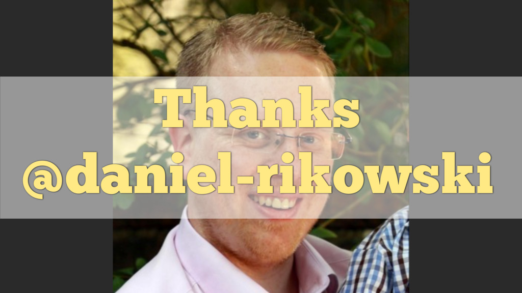 Thanks @daniel-rikowski