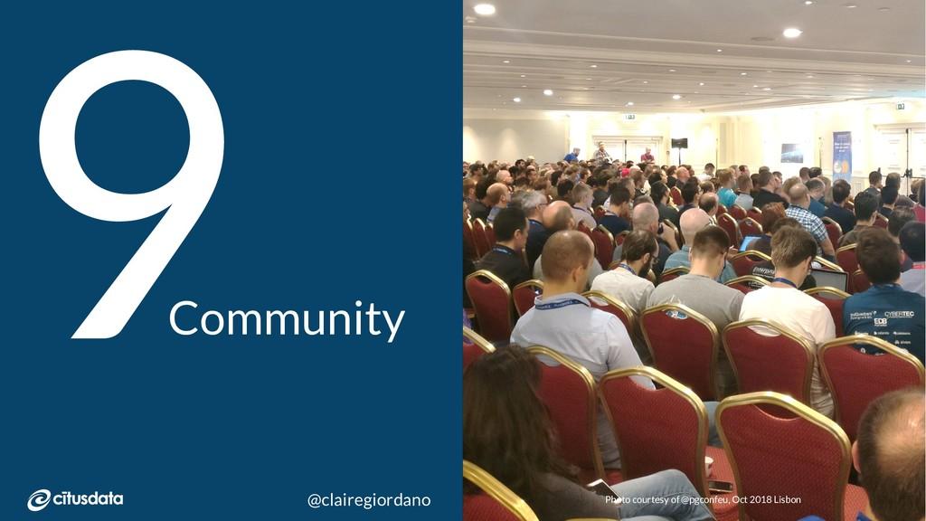 NORDIC PGDay 2019 | Copenhagen Community 9 @cla...