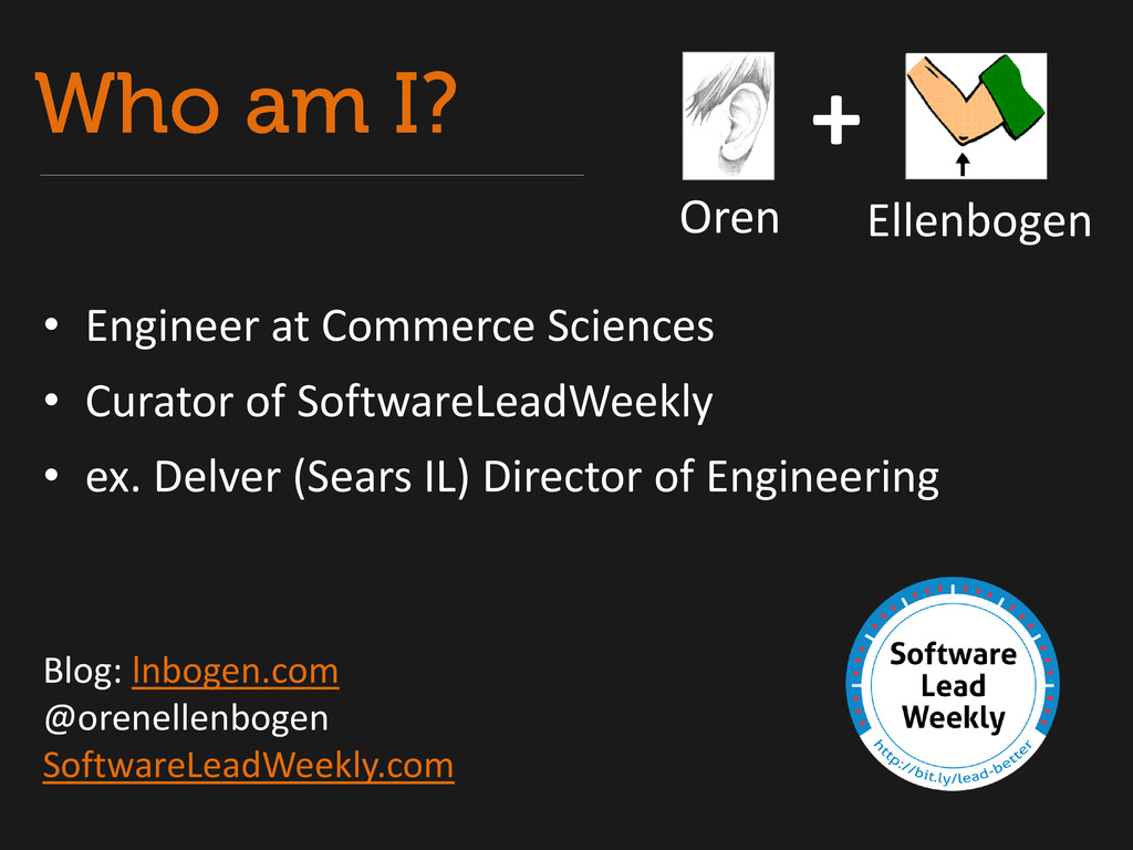 • Engineer at Commerce Sciences • Curator of So...