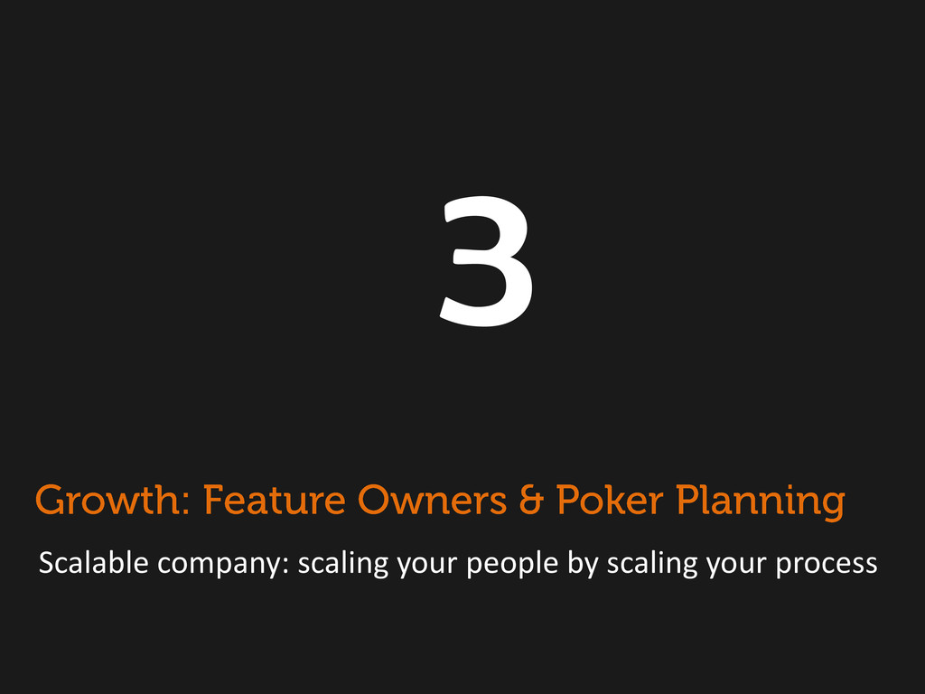 3 Scalable company: scaling your people by scal...