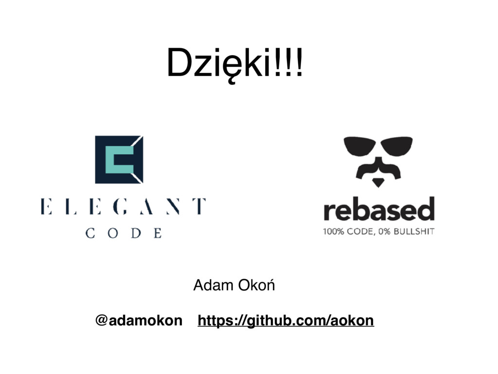 @adamokon https://github.com/aokon Adam Okoń Dz...
