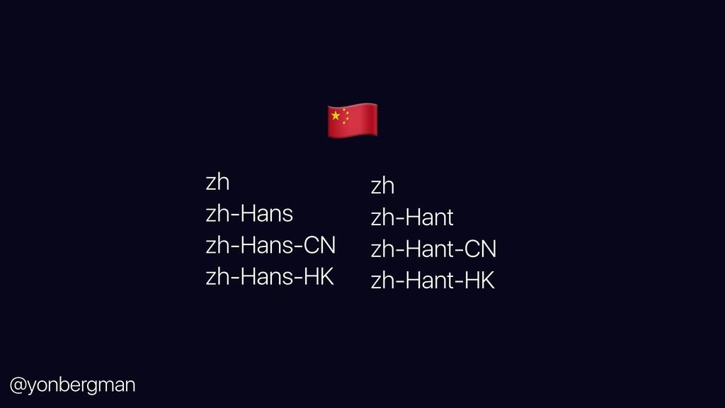 @yonbergman zh zh-Hans zh-Hans-CN zh-Hans-HK ...