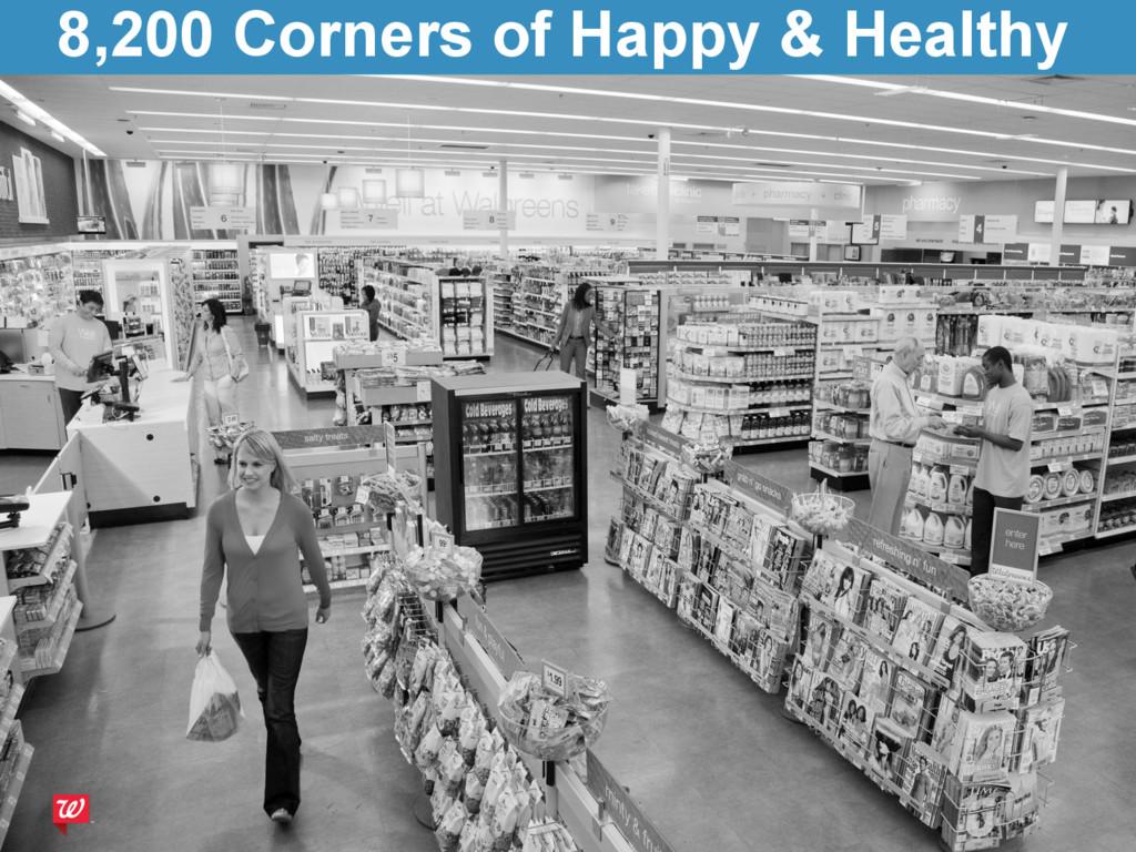2 8,200 Corners of Happy & Healthy