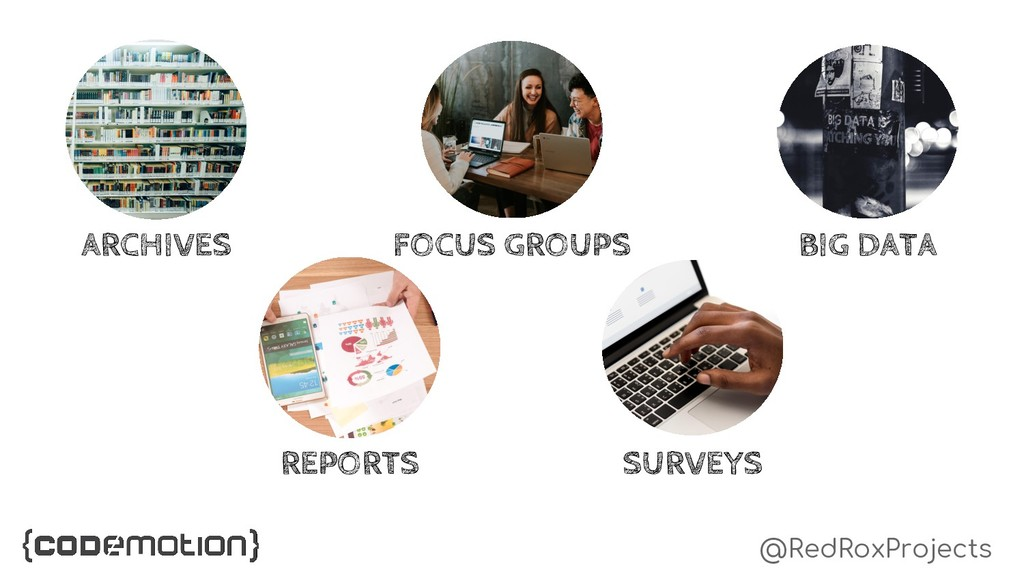 @RedRoxProjects REPORTS SURVEYS FOCUS GROUPS BI...