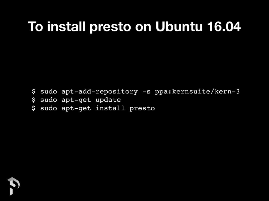 $ sudo apt-add-repository -s ppa:kernsuite/kern...