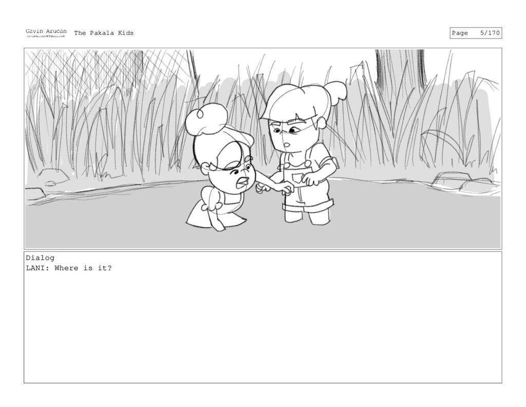 Dialog LANI: Where is it? The Pakala Kids Page ...