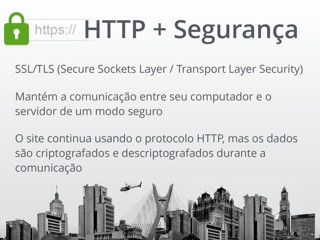 SSL/TLS (Secure Sockets Layer / Transport Layer...