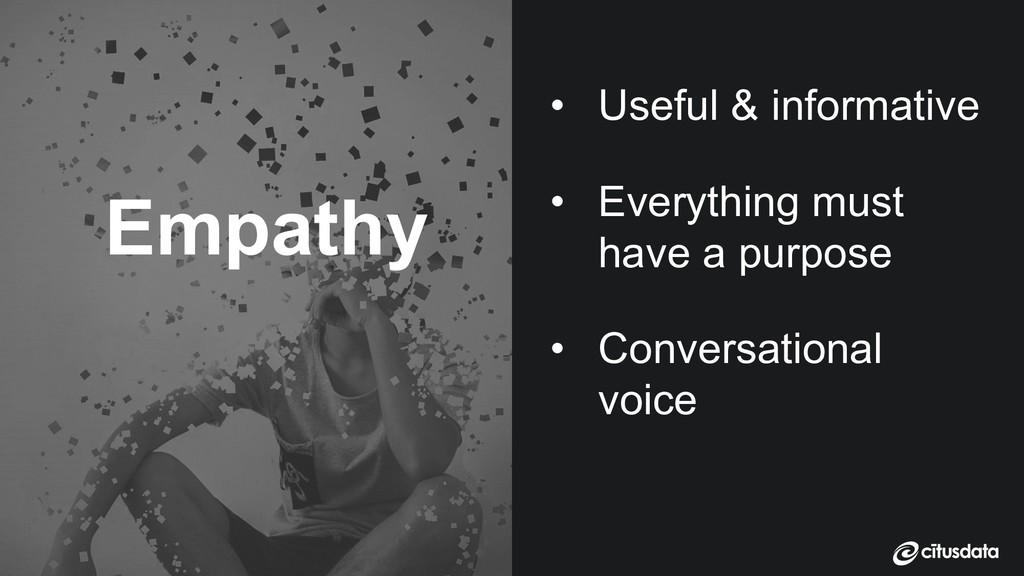 Claire Giordano | DevXcon 2018 Empathy • Useful...