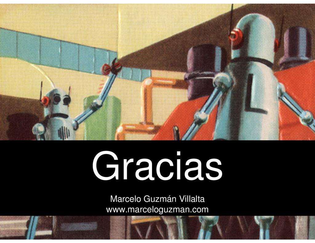 Gracias Marcelo Guzmán Villalta www.marceloguzm...