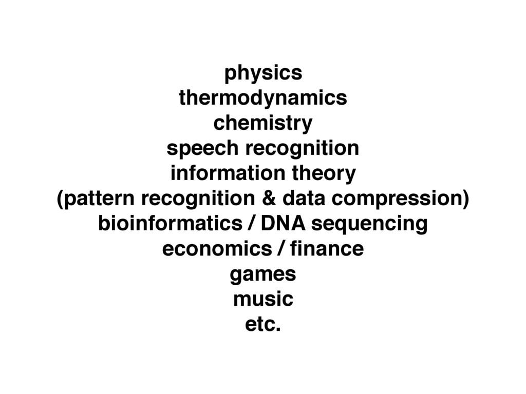 physics thermodynamics chemistry speech recogni...