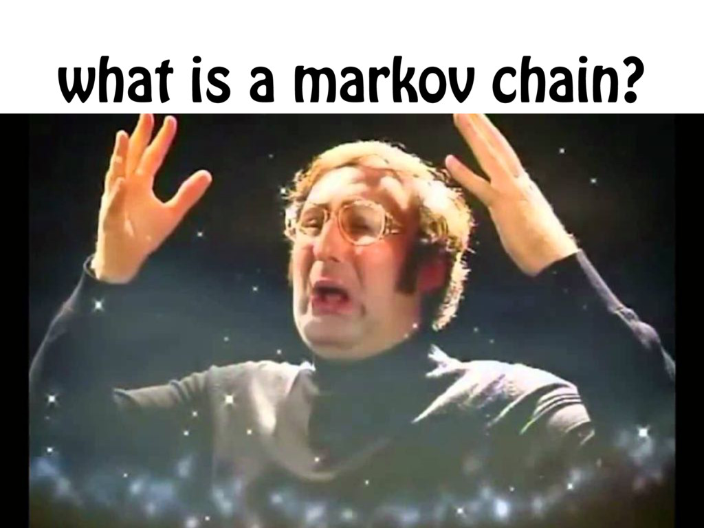 what is a markov chain?