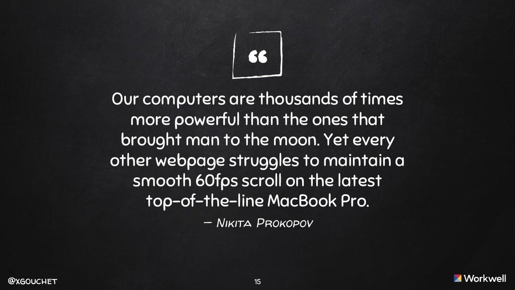 """@xgouchet """" @xgouchet Our computers are thousan..."""