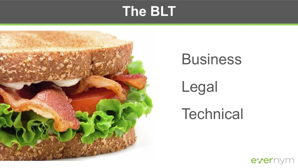 The BLT Business Legal Technical