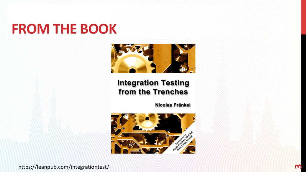 FROM THE BOOK h0ps://leanpub.com/integraContest...
