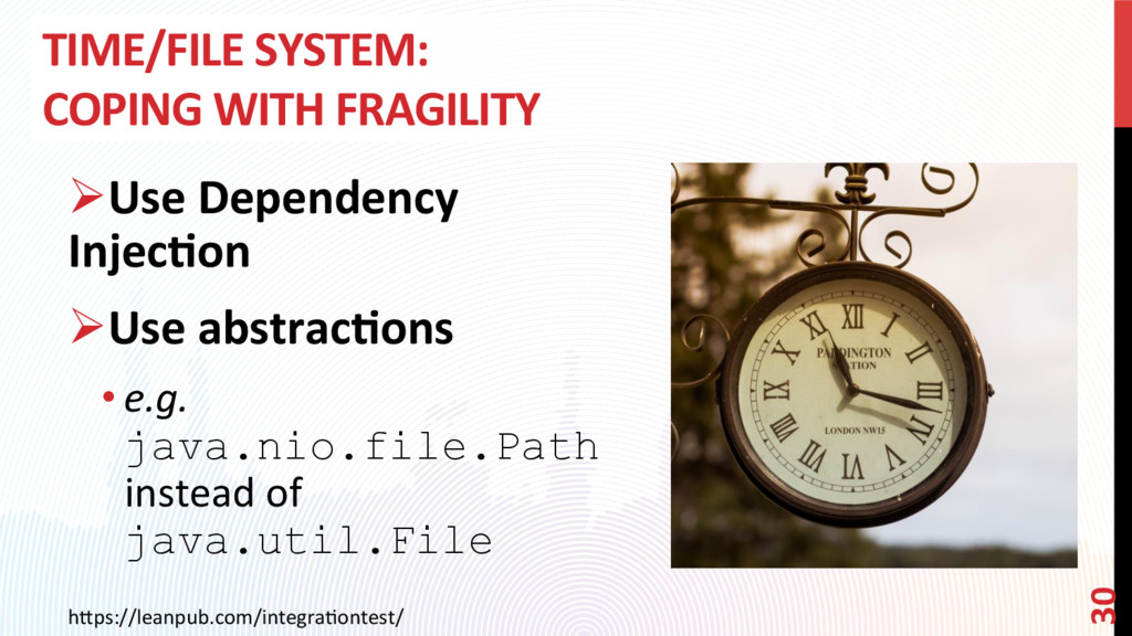 TIME/FILE SYSTEM: COPING WITH FRAGILITY h0ps://...