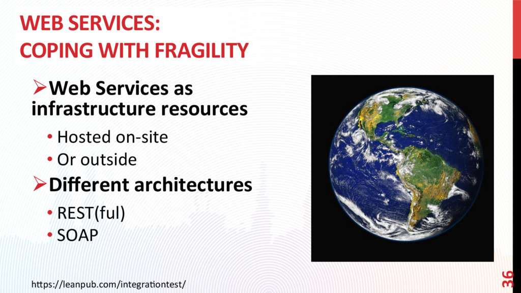 WEB SERVICES: COPING WITH FRAGILITY h0ps://lean...