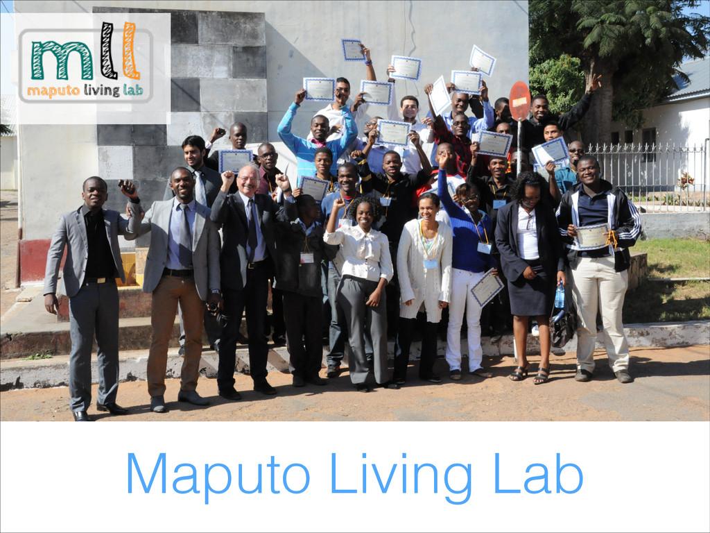 Maputo Living Lab