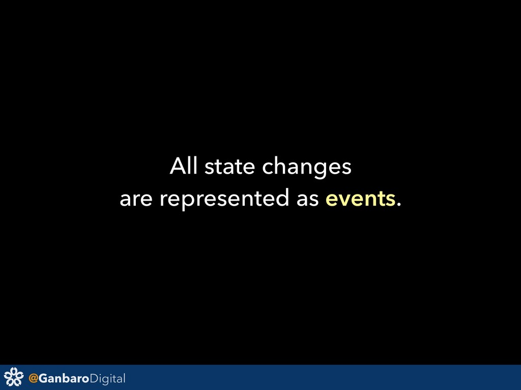 @GanbaroDigital All state changes are represent...