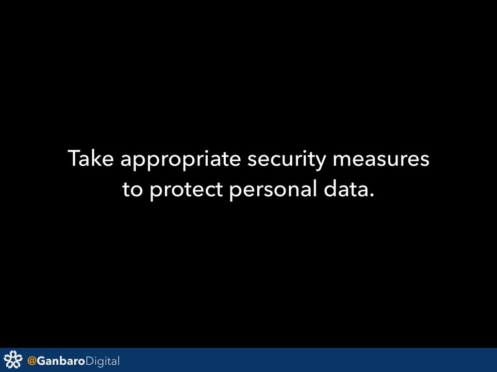 @GanbaroDigital Take appropriate security measu...