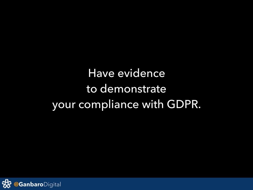 @GanbaroDigital Have evidence to demonstrate yo...