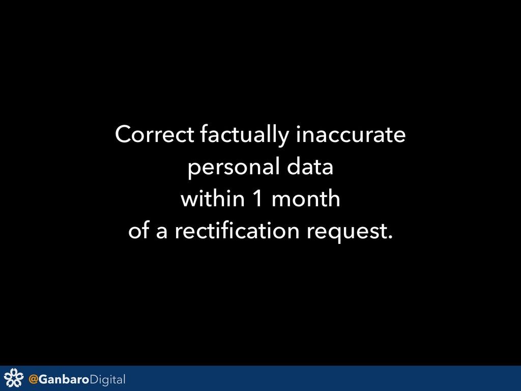 @GanbaroDigital Correct factually inaccurate pe...